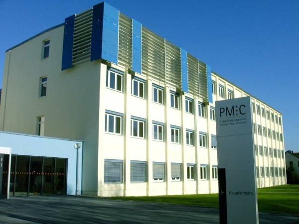 PMCtec Thale Produktionsstätte